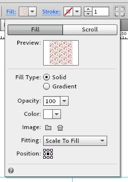 10 fill settings