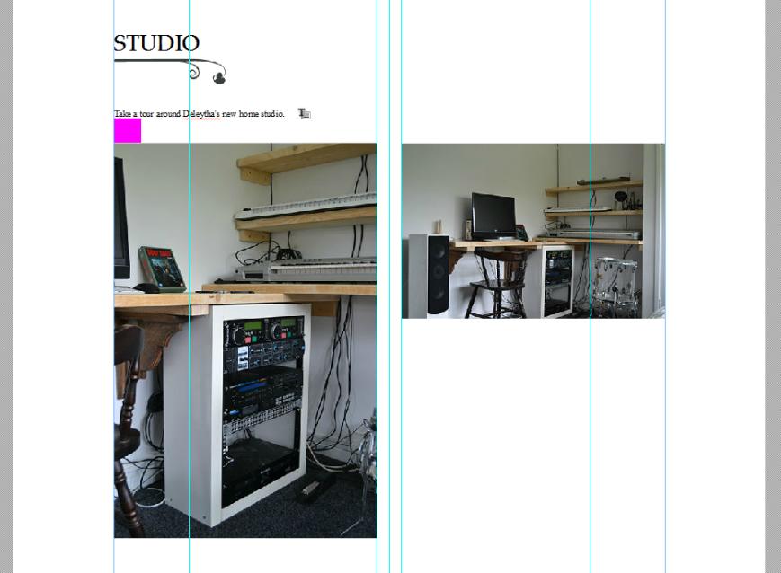 26 studio images